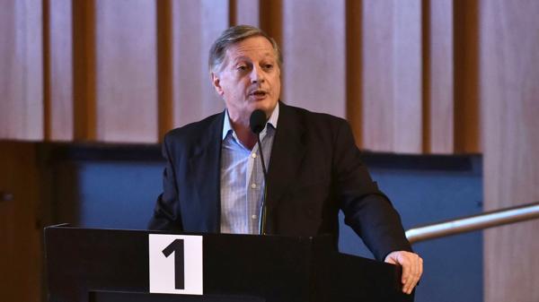 Juan José Aranguren, ministro de Energía (Adrián Escandar)