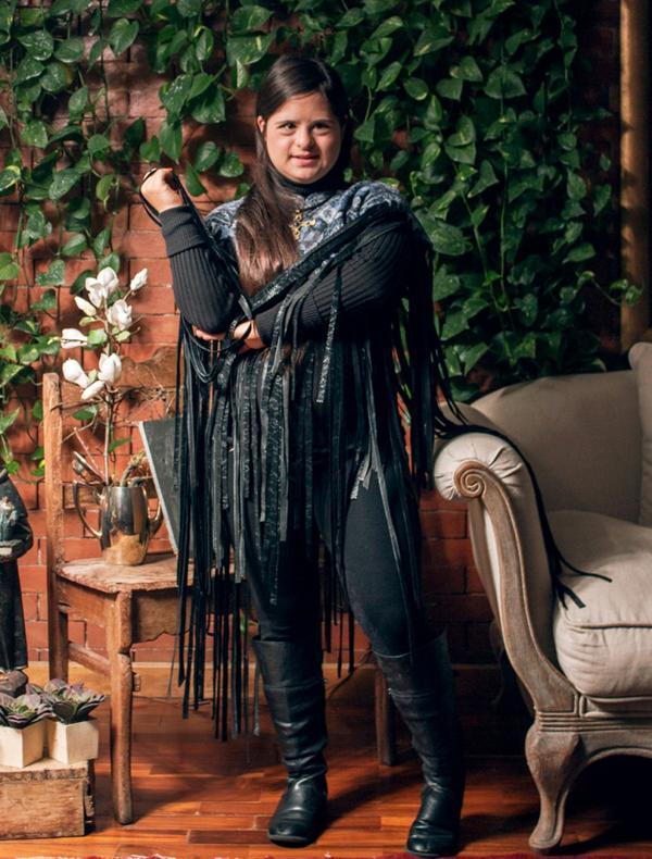 Aunque no la dejaron entrar en la universidad, Isabella triunfó en el mundo de la moda