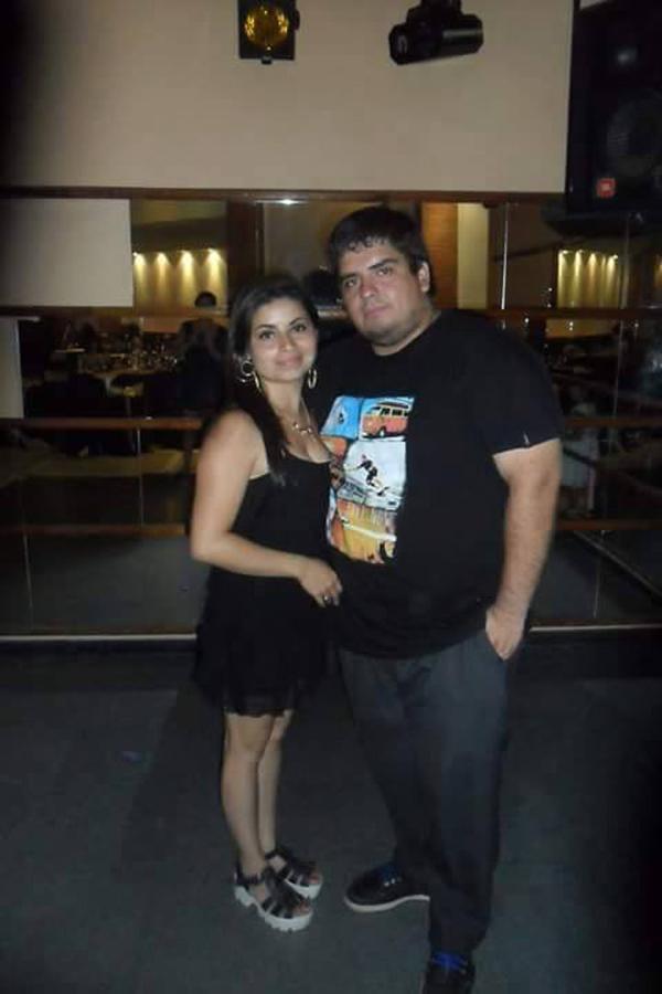 Daniela y Diego
