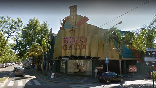El bingo de Chivilcoy. (Street View)