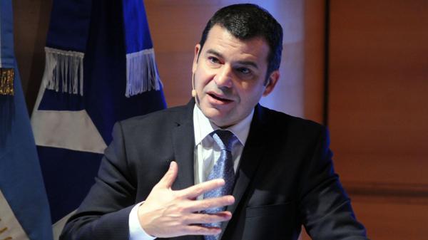 Miguel Galuccio (Télam)