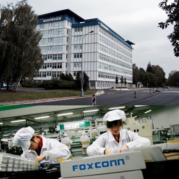 La sede central de Foxconn, la empresa subcontratada por Apple con base en Taiwán que ha estado en la mira de las autoridades en repetidas oportunidades por faltas a las condiciones laborales básicas