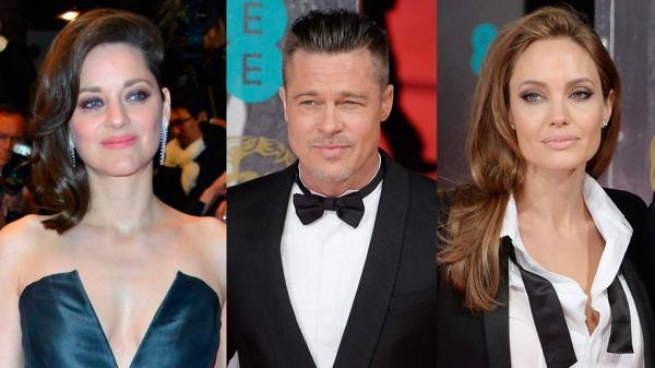 En las últimas horas crecieron los rumores sobre un supuesto affaire de Brad Pitt con Marion Cotillard