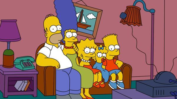 """""""Los Simpson"""" es una creación der Matt Groening"""