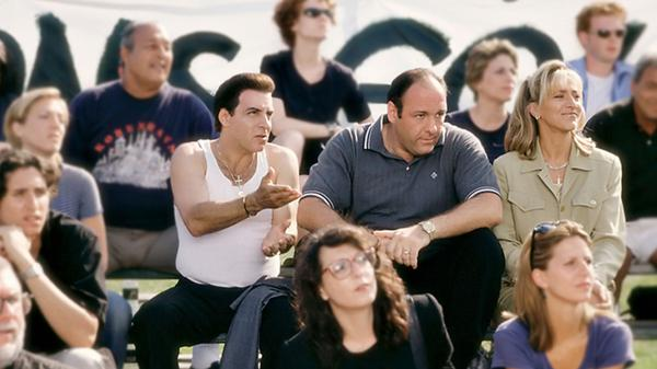 Los Soprano, que se estrenó en 1999 por HBO, estaba protagonizado por James Gandolfini