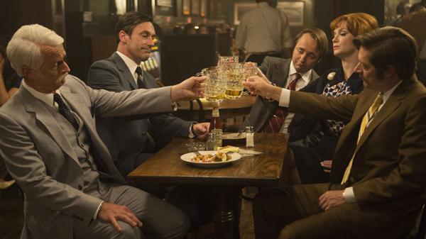 """""""Mad Men"""" está situada en los 60′ en la ficticia agencia de publicidad Sterling Cooper, de Nueva York"""