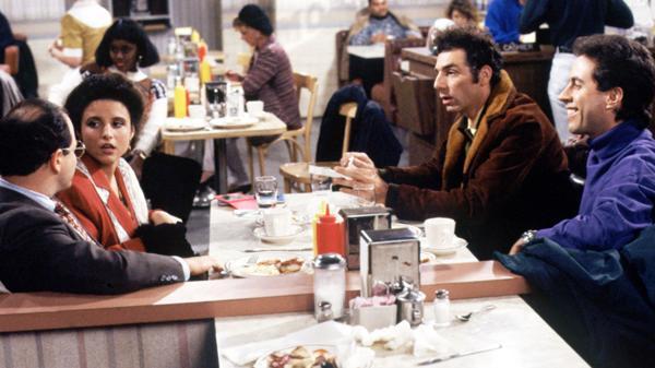 """""""Seinfeld"""" es considerada una de las series más populares e influyentes de los años noventa"""