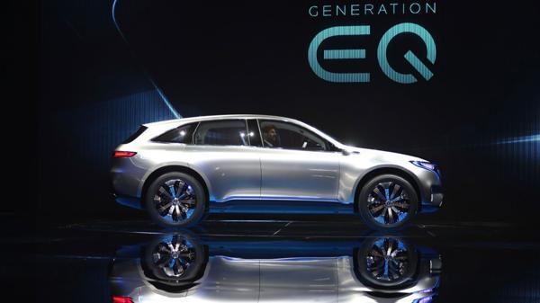 Su bastidor servirá como base para los futuros diez modelos eléctricos de la firma alemana