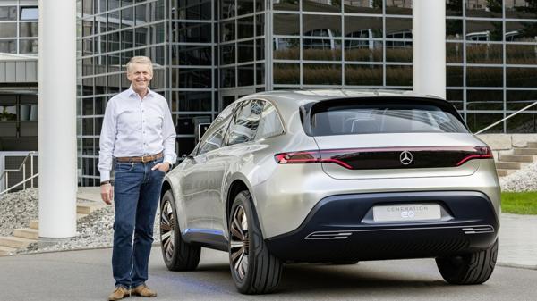 Es un crossover conceptual de 402 caballos de potencia y una autonomía cercana a los 500 kilómetros