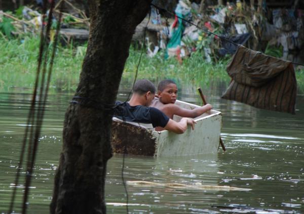 República Dominicana es uno de los países más afectados por Matthew (AP)