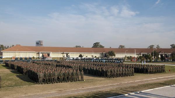 La Gendarmería actúa en operativos terrestres. Control, pratullaje y operativos antidrogas (NA)
