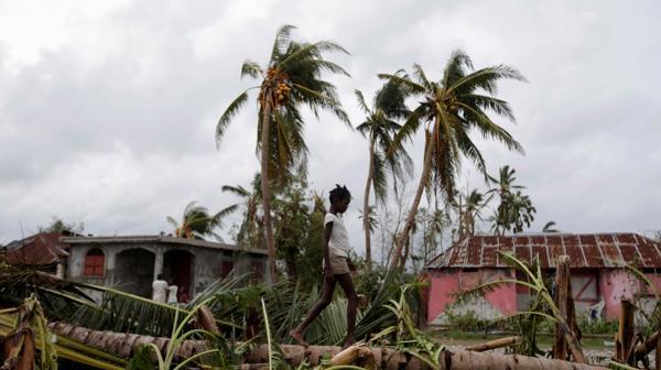Muchas casas perdieron sus techos (Reuters)