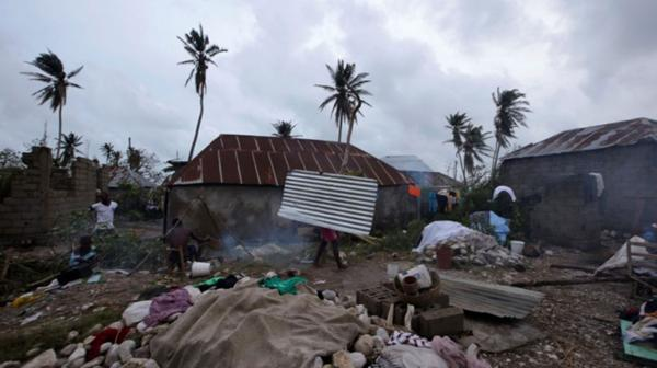 La cifra de fallecidos en Haití subió a 108, dijeron funcionarios locales (Reuters)