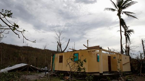 Matthew es el huracán más poderoso en desarrollarse en el Caribe desde la aparición de Félix en 2007 (Reuters)
