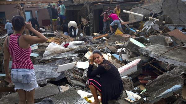El huracán dejó al menos 842 muertos en Haití (AP)