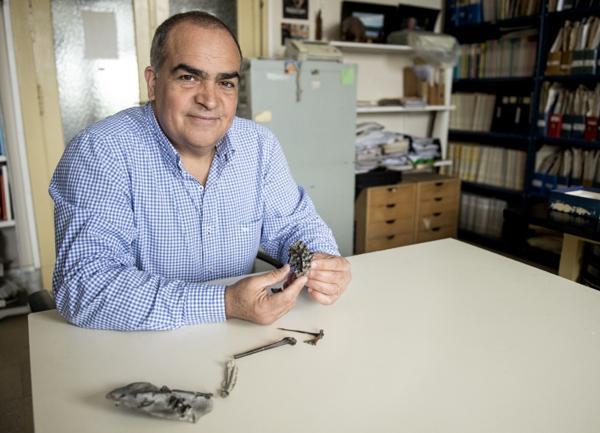 Fernando Novas, uno de los autores del estudio