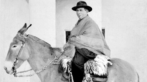 """José Gabriel Brochero, """"el cura gaucho"""" que ahora es santo argentino"""