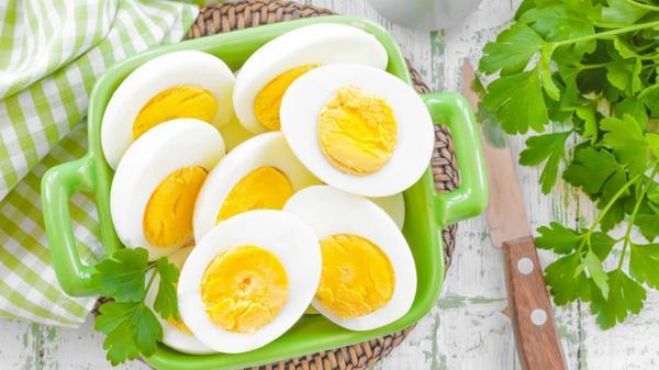 Los huevos son un alimento clave para los veinteañeros
