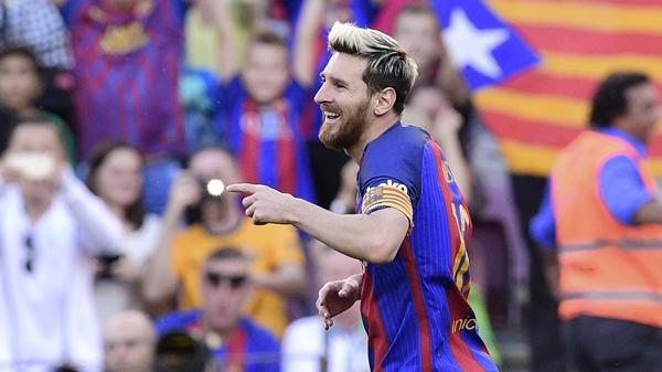 Lionel Messi es el máximo ganador de Balón de Oro con 5 trofeos (AFP)