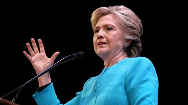 Hillary Clinton durante un reciente acto de campaña en Seattle, Washington (Reuters)