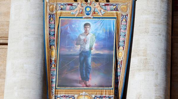 """José Sánchez del Río, """"el niño mártir"""" que ahora es santo mexicano (Reuters)"""