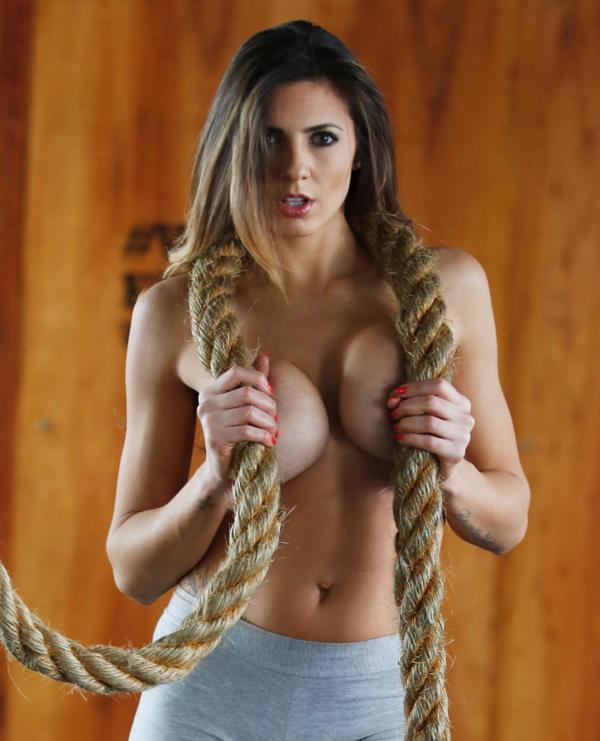 Tamara Bella (Fotos: Christian Bochichio)