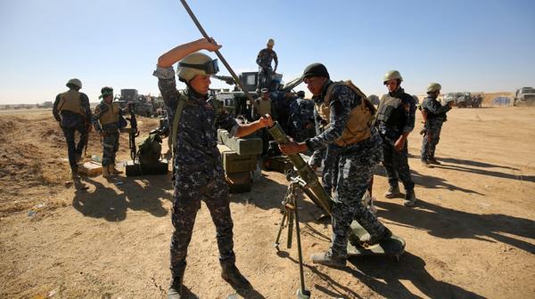 Tropas iraquíes (AFP)