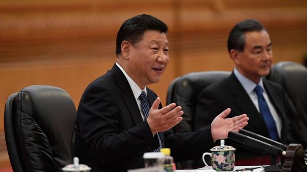 China no tomó partido por ninguno de los candidatos durante la campaña, pero advierte las medidas proteccionistas anunciadas por Trump (EFE)