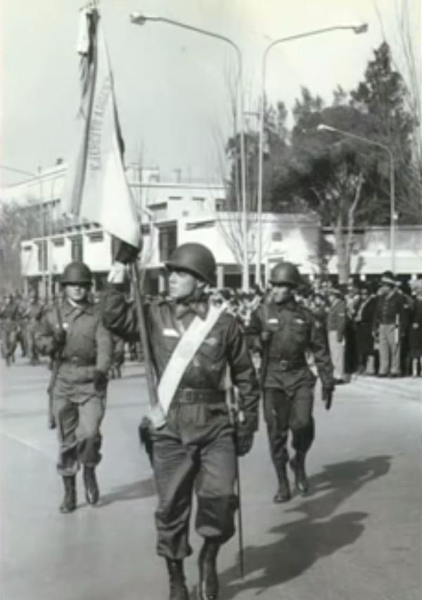 Capitán Héctor Cáceres
