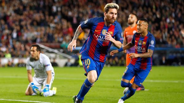 Lionel Messi quiere su sexto Balón de Oro como mejor futbolista del mundo (Reuters)