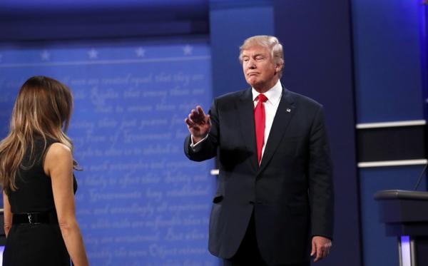 Donald Trump sería el ganador para el historiador (REUTERS/Rick Wilking)