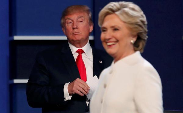 Donald Trump y su rival en las elecciones de EEUU, Hillary Clinton (Reuters)