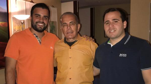 Manuel Rosales quedó en libertad