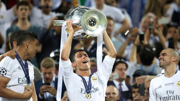 Cristiano Ronaldo ganó la Champions League y la Eurocopa (Reuters)