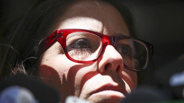 (NA) Laura Alonso, titular de la Oficina Anticorrupción
