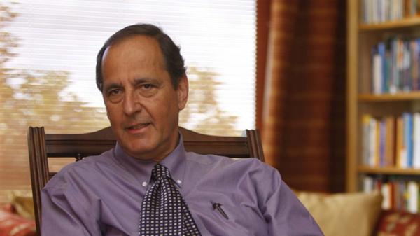Juan Camilo Restrepo, jefe negociador del gobierno de Colombia en el proceso de paz con el ELN (Gentileza Colpresa)