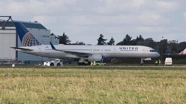 Los pasajeros vivieron dos horas de terror en el vuelo que debía unir Belfast con Nueva York