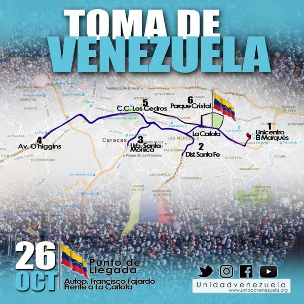 ( @Unidadvenezuela)
