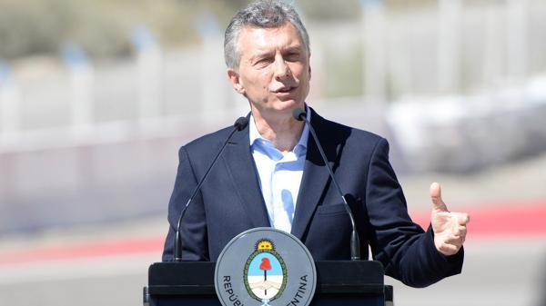 Mauricio Macri presentará hoy el Programa Nacional de Telesalud Pediátrica (Télam)