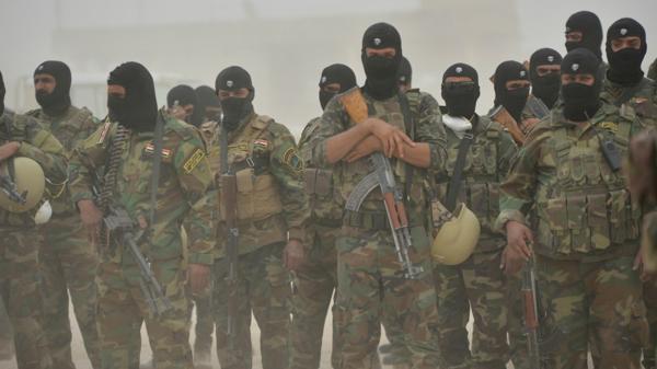 Las tropas iraquíes y los peshmergas preparan una brutal ofensiva contra ISIS (Reuters)
