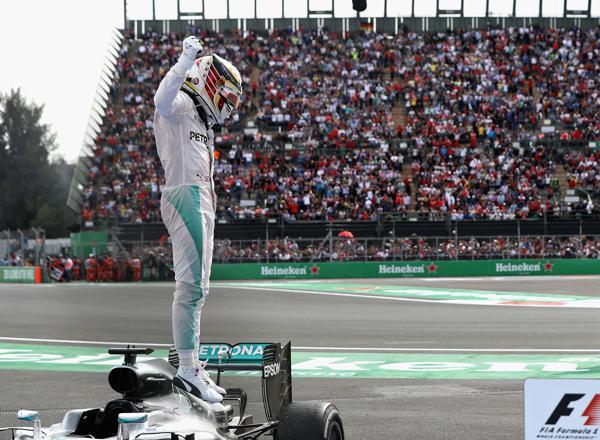 Hamilton se ilusiona con repetir el título