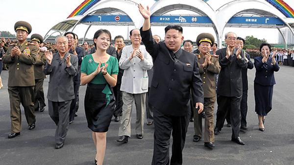 Desde marzo que no hay información sobre la esposa del dictador