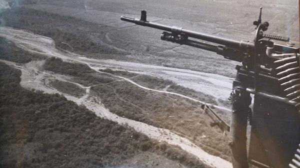 Operativo Independencia: un helicóptero en Tucumán (Archivo Nacional de la Memoria)