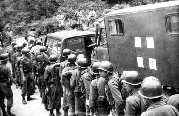 Despliegue militar en Tucumán