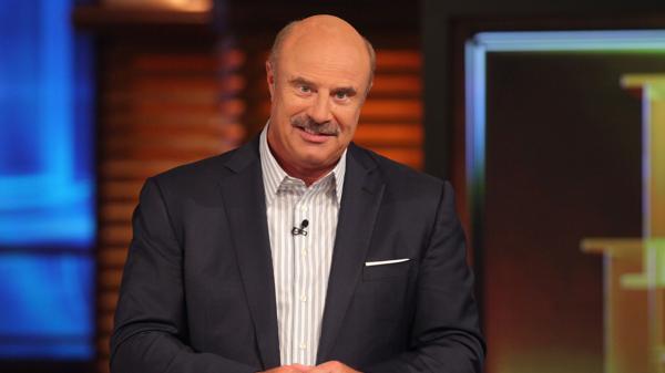 Phil MacGraw , mejor conocido como el Dr. Phil, es una personalidad televisiva en EEUU
