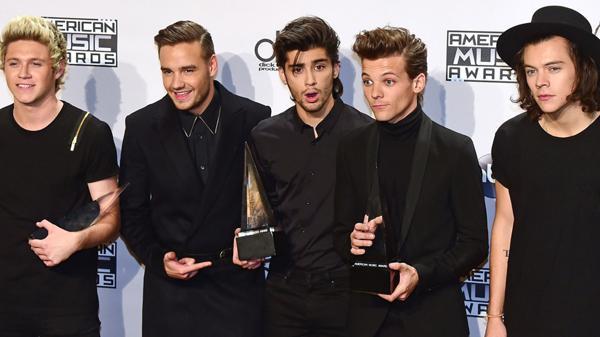 One Direction está en el puesto dos de Forbes. La ex banda generó USD 110 millones (AFP)
