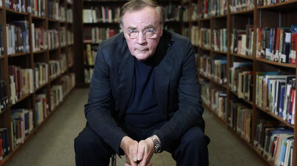 El autor estadounidense James Patterson