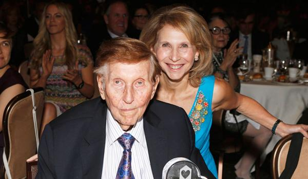 Summer y Shari Redstone (AP).