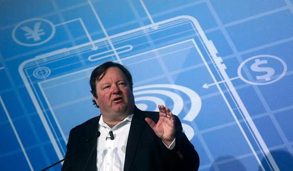 Robert Backish, actual CEO de Viacom (Reuters)
