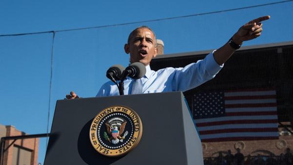 """Obama ordenó este viernes una """"revisión completa"""" del hackeo ruso durante la campaña presidencial (AFP)"""